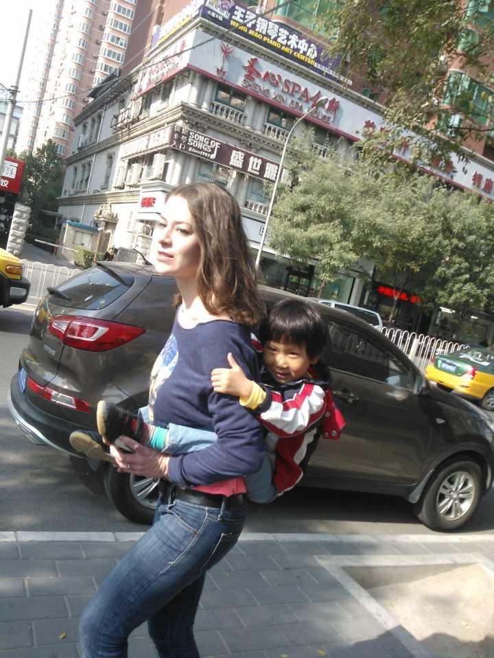 Walking the Streets of Beijing