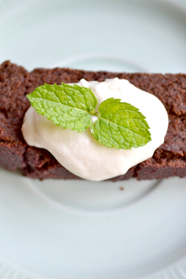 chocolate sweet potato cake