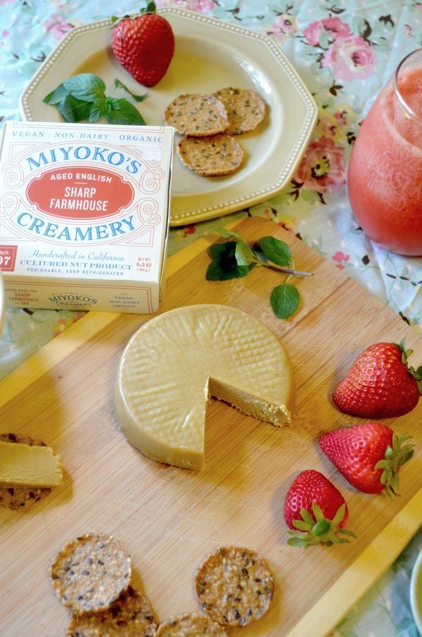 loco for miyoko's: artisan vegan cheese