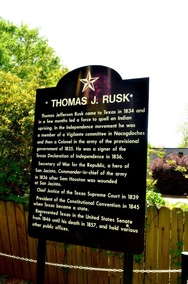 thomas j. rusk