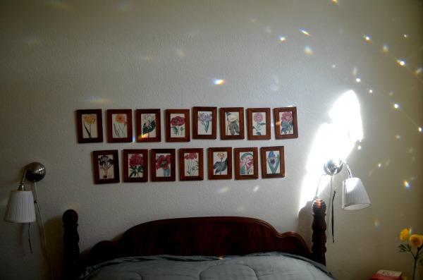 sun crystal room