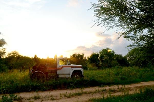 vintage pickup