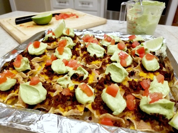 the best vegan nachos ever