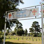 joe byrd prison cemetery in huntsville