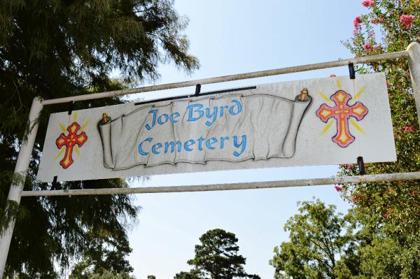 captain joe byrd cemetery