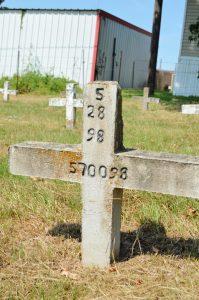 texas prison cemetery